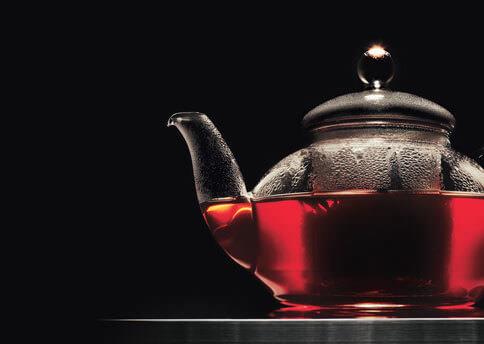 Пуэр и сенча: приятного чаепития!