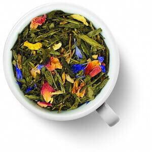 Цветной чай Гутенберг