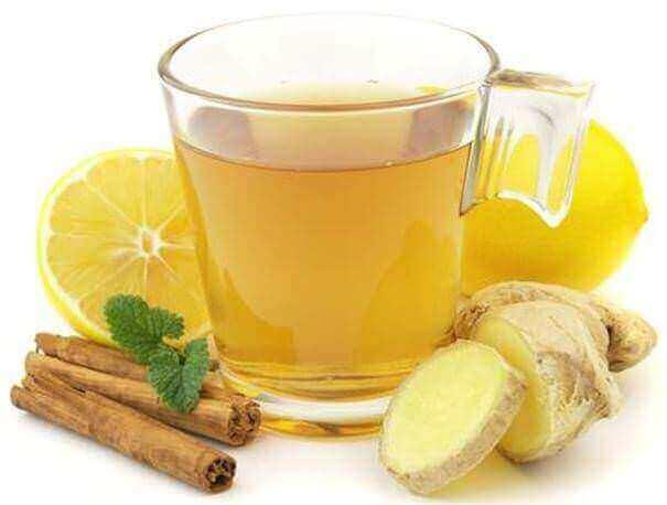Чай имбирь не чудо с чудесным эффектом