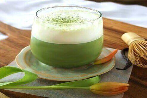 Дзен буддисты рекомендуют: Матча чай
