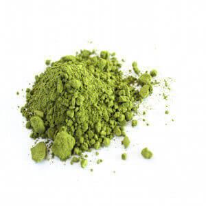 Зеленый порошок Матча