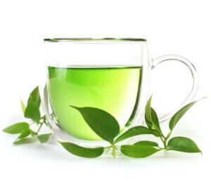 Зеленый чай турбослим