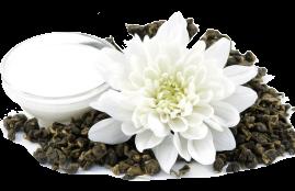Заварка чая молочный улун