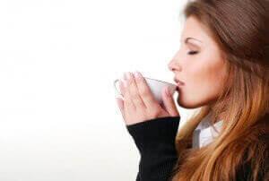 Зеленый чай с молоком для похудения