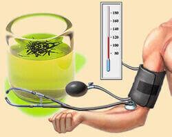 повышает ли давление зеленый чай