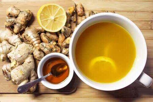 Зри в корень: чай имбирный – залог здоровья и сексуальности
