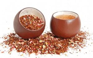 Заварка чая ройбуш
