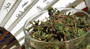 Заварка чая Тегуаньинь