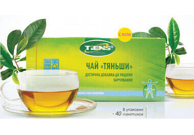 Чай Тяньши — натуральные компоненты для очищения организма