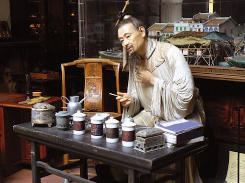 Традиции Поднебесной: чайная церемония