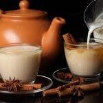 Заваренный чай масала