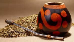 Заварка чая мате