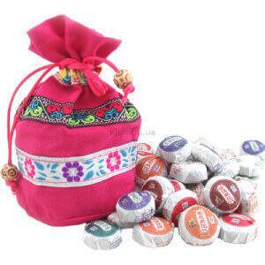 Подарочный мешок с чаем