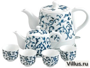 Набор керамических чайников