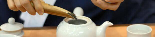 запах чая изо рта