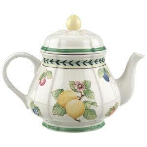 Заварочный чайник из фаянса
