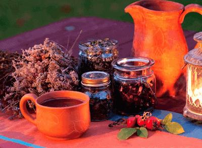 Древние рецепты монастырского чая в современном мире