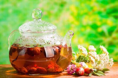 Травяной чай: конструктор здоровья и душевного состояния