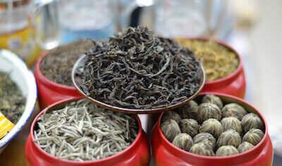 Разнообразие сортов чая