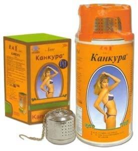 канкура чай для похудения фото упаковки