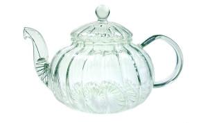 Стеклянный чайник нуждается в тщательном уходе