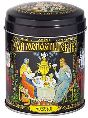 Чай Монастырский в оригинальной упаковке
