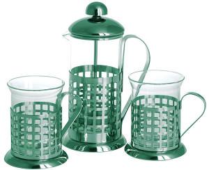 Современный чайный набор