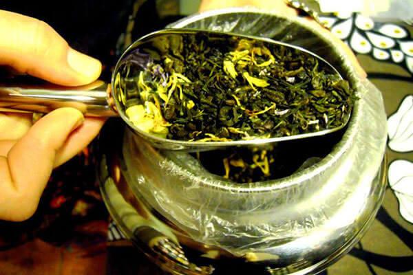Монастырский чай от гипертонии или секреты долголетия монахов