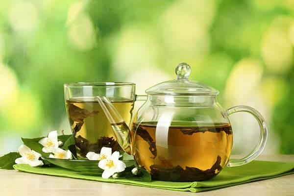Зеленый чай можно пить до 6 раз в день