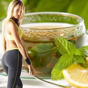 Компоненты зеленого чая способствуют оздоровлению всего организма