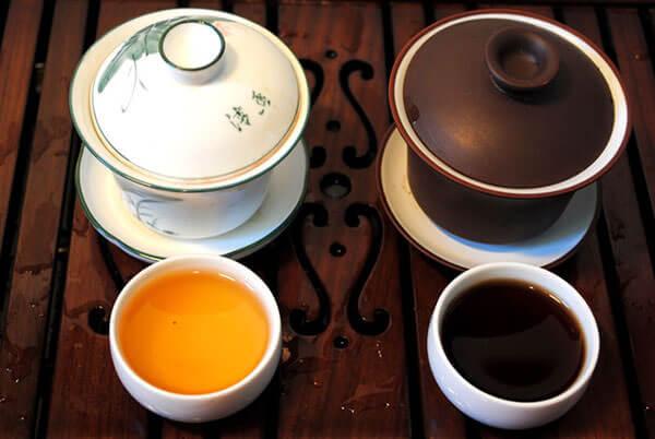 Чай Пуэр или все все полезные свойства с древнего Китая