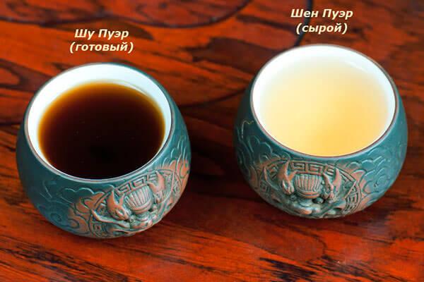 чай очищения от паразитов