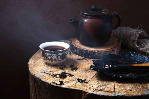 Крепкий Пуэр вызывает чайное опьянение