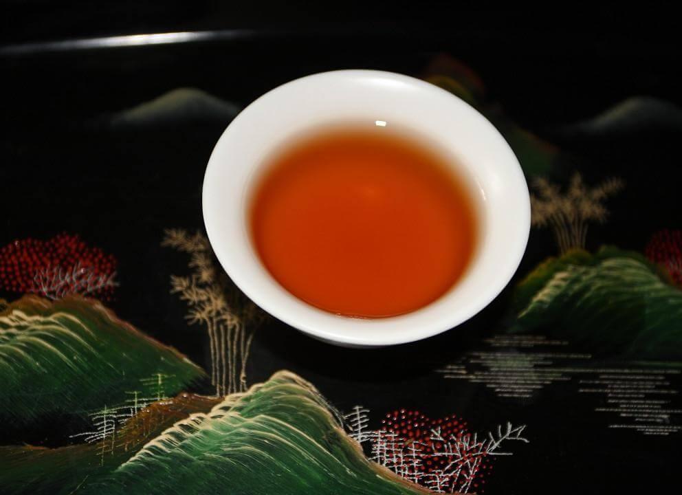 Легендарный и роскошный чай да хун пао