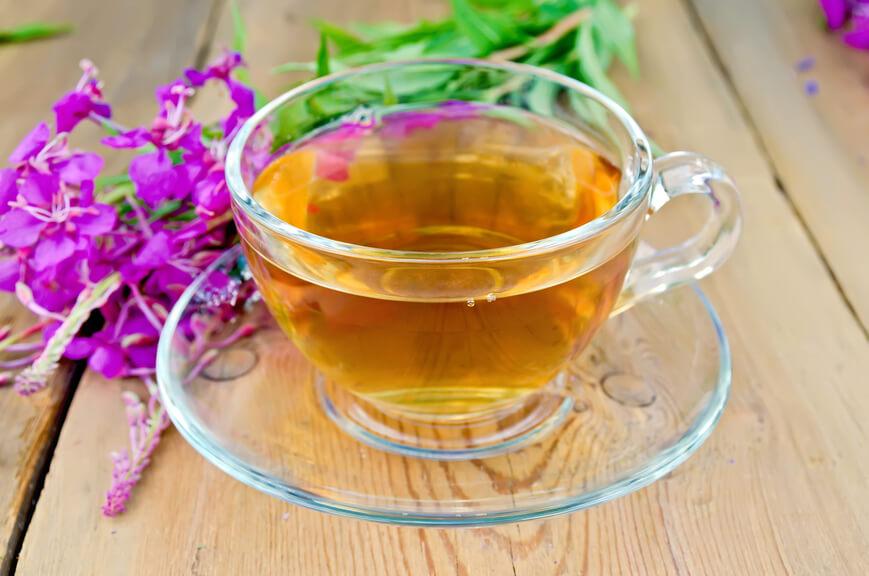 Как правильно заварить и принимать иван-чай