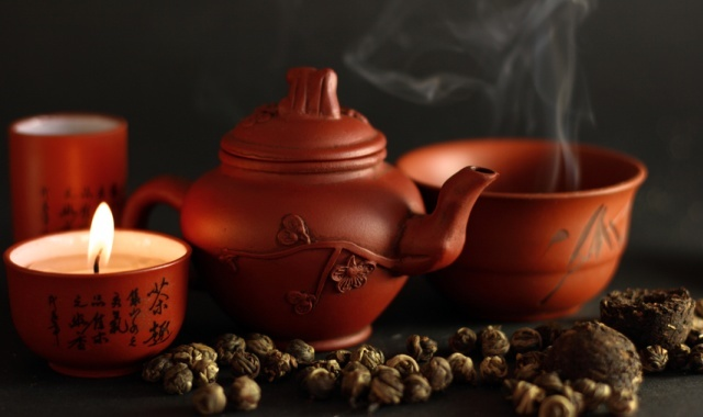 Чай готов к употреблению